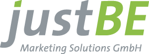 justBE Marketing Solutions GmbH Retina Logo